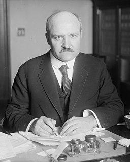William M. Calder American politician