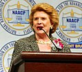 Senator Stabenow addresses the Detroit NAACP at its 59th annual Fight for Freedom Fund Dinner. (13945014460) (cropped).jpg
