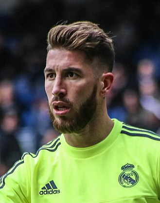 Sergio Ramos - Ramos with Real Madrid in 2016