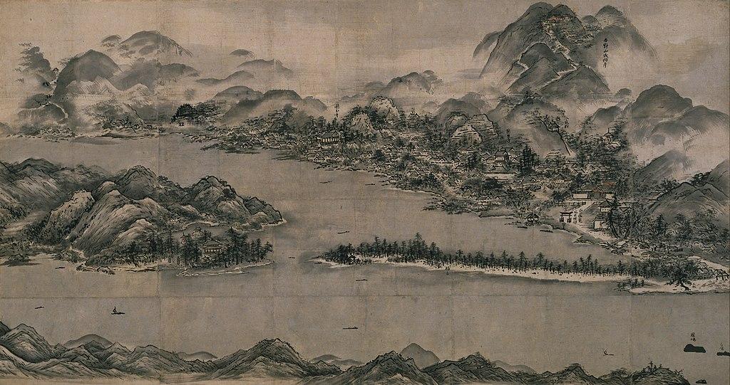 雪舟の画像 p1_40
