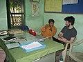Seva Mandir (discussion with co-founder Holden Karnofsky).JPG