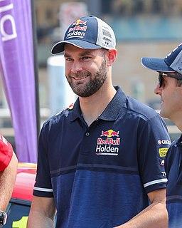 Shane van Gisbergen New Zealand racing driver
