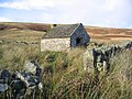 Sheepfold and storage building - geograph.org.uk - 280736.jpg