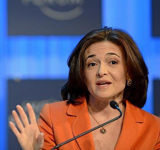 Sheryl Sandberg World Economic Forum 2013