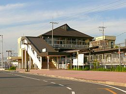 Shin-Shiraoka Station West side.JPG