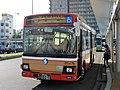 Shinki Bus 20475 at Kakogawa Station.jpg