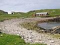 Shoreline at Bousta - geograph.org.uk - 1300278.jpg