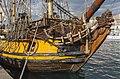 Shtandart (ship, 1999), Sète cf05.jpg