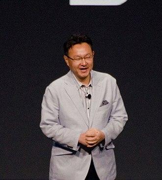 Shuhei Yoshida - Yoshida in 2013