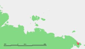 Kolyuchin Bay - Image: Siberia KLB