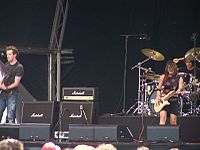 Picture of a band or musician: Sick Puppies