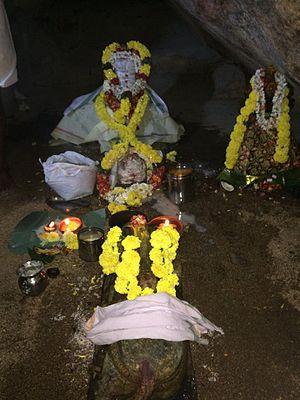 Gurramkonda - Sanctum Sanctorum