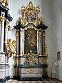 Side altar - St. Peter - Mainz - Germany 2017 (2).jpg
