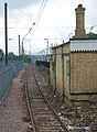 Siding at Down Market railway station - geograph.org.uk - 1351514.jpg