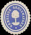 Siegelmarke Gemeinde Grosswangen W0327977.jpg
