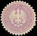 Siegelmarke K. Landrath der Ost-Prignitz W0390923.jpg