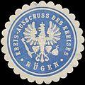 Siegelmarke Kreis-Ausschuss des Kreises Rügen W0387716.jpg