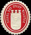 Siegelmarke Siegel der Stadt Wilster W0309921.jpg