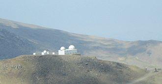 Sierra Nevada Observatory - Image: Sierra Nevada Observatory Optical Telescope