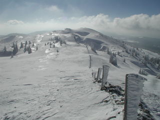 Mont Tendre mountain