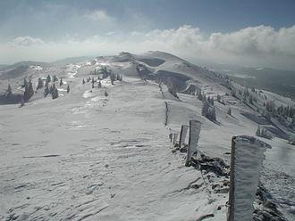 Mont Tendre - Image: Sight Mont Tendre