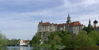 Sigmaringen - The Castle of Sigmaringen