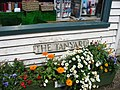 Sign for The Tanyard, a small lane leading from Stone Street - geograph.org.uk - 880833.jpg