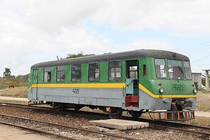 Ferrocarriles de Cuba - Image: Siguaney Ferkeltaxi