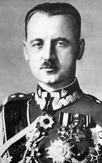 German–Polish customs war -  Polish Prime Minister Władysław Sikorski.