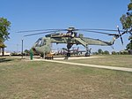 Sikorsky CH-54 at the 1st Cavalry Division Museum.jpg