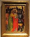 Simone dei crocifissi, tradimento di cristo, coll. privata.JPG