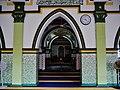 Singapore Abdul-Gaffoor-Moschee Innen 1.jpg
