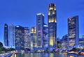 Singapore Skyline at blue hour (8026584359).jpg