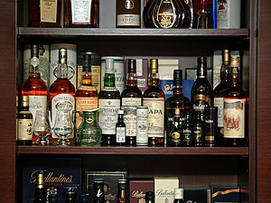 Gourmet - Single malt scotch whiskies
