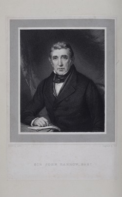 Sir john barrow, 1st bt 1849 rgnb10408769.01