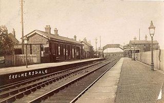 Skelmersdale railway station