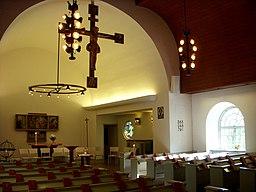 Kirkens indretning