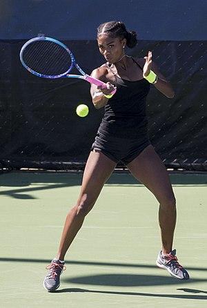 Skylar Morton - Morton at the 2017 Citi Open