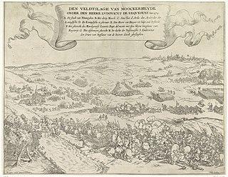 Battle of Mookerheyde battle