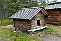 Small storage shed, Siida Museum, Inari, Finland (3) (36637922216).jpg
