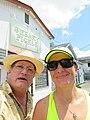 Sneaky Pickle Bywater New Orleans May 2016 Selfie.jpg
