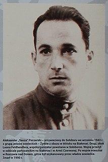 Alexander Pechersky Soviet Army captain