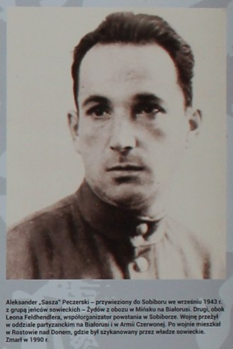 Alexander Pechersky - Image: Sobibór extermination camp (05b)