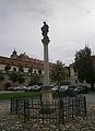 Socha sv. Jana Nepomuckého (Valtice), Mikulovská, Valtice.JPG