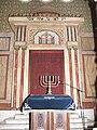 Sofia Synagogue Torah ark.JPG