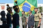 Solenidade em comemoração aos 56 anos da criação do 32⁰ Grupo de Artilharia de Campanha (GAC) do Exército Brasileiro – Grupo D.Pedro I (26404686776).jpg