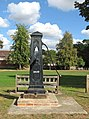 Somerleyton - village pump - geograph.org.uk - 1505646.jpg