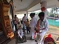 Somvati Mahayag at Veerabhadra Devathan Vadhav in presence of Balyogi Om Shakti Maharaj. 16.jpg