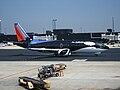 Southwest 737-3H4 N334SW BWI Shamu.jpg