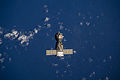 Soyuz TMA-10M spacecraft departs from the ISS.jpg